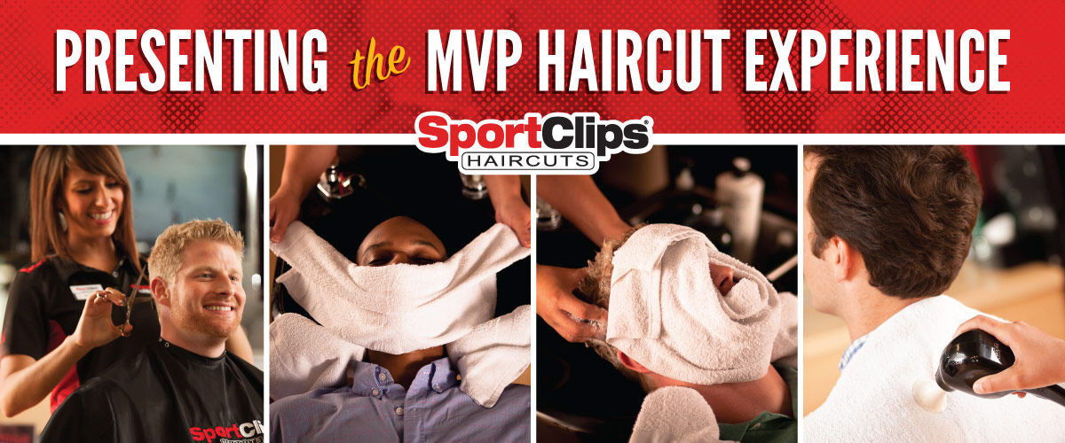 The Sport Clips Haircuts of North Norman MVP Haircut Experience